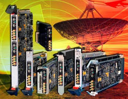 XMC FPGA Module suits UAV, radar, communications applications.
