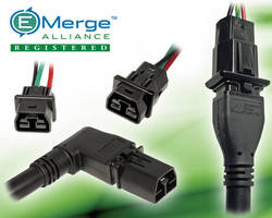 Saf-D-Grid® DC Power Connector from Anderson Power Products® Achieves EMerge Alliance® Registered Product Status