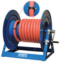 Hose Strain Relief Kit is available for hose reels.