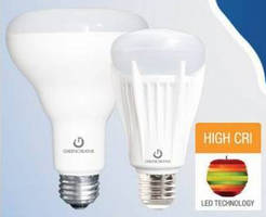 CEC-Compliant LED Lamps deliver accurate color rendering.