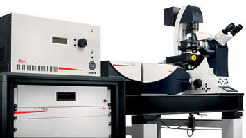 3D STED System achieves resolutions below diffraction limit.