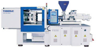 Arthur Machinery-Florida offers Tederic Injection Molding Machines