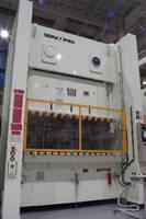 AIDA to display (3) Press Lines at Fabtech, each Producing Parts