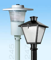 Post Top LED Luminaires offer long-term performance.