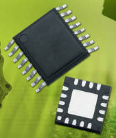 Quad SPST CMOS Analog Switches offer 1.5 ohm low on-resistance.