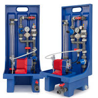 Pump Systems come in single, dual, and redundant configurations.