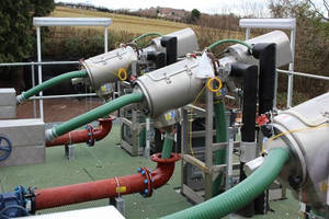 A Water Treatment Plant Reduces Costs of Removing Algae with a New Process