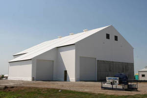 Legacy Building Solutions Constructs New Fertilizer Buildings for Iowa Companies