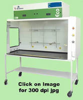 Ductless Fume Hoods minimize stress on HVAC systems.