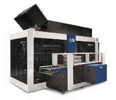 Parts Cleaning System operates under full vacuum conditions.