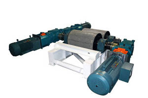 Sumitomo-Hansen's P4 Uniminer Drive Is Good Fit with West River Conveyors Belt Drives