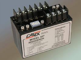 DC-Powered Signal Conditioner features bridge balance pot.