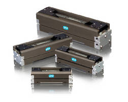Parallel Pneumatic Grippers offer jaw travels to 4.921 in.