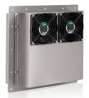 Thermoelectric Air Conditioners keep electronic enclosures cool.