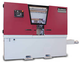 Bandsaw increases output while lowering power consumption.