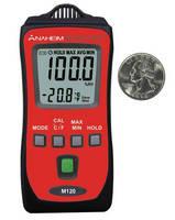 Temperature/Humidity Meter features mini-handheld design.