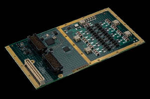 XMC/PMC Module features 12 CAN bus channels.