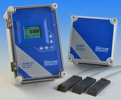 Multi-Sensor Area-Velocity Flowmeter is suited for large channels.