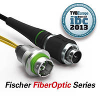 Fischer Connectors Wins 'Best of IBC' Award Again