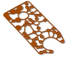 Waterjet Cutting Service produces clean edges.