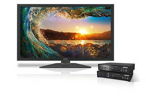 Matrox Avio to Extend Sharp 4K Display from Remote Workstation