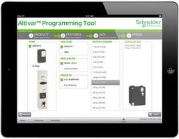 Schneider Electric Introduces the Altivar 212® Mobile Programming Application and Apple iPad® Converter Cable