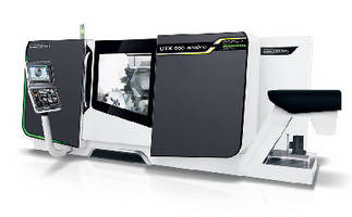 CNC Turning Centers utilize 3D control technology.