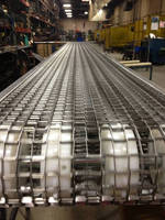 Wire Mesh Belt Conveyor withstands extreme temperatures.