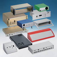 Manufacturing Service produces custom metal enclosures.