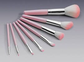 Qosmedix Signature Pink Professional Makeup Brushes
