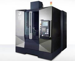 Hewitt Molding adds F5 MAKINO Vertical Machining Center