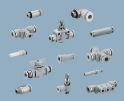 Free Pneumatic Push-in Fitting Sample from Rexroth Pneumatics