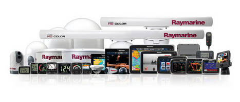 Record Breaking Raymarine