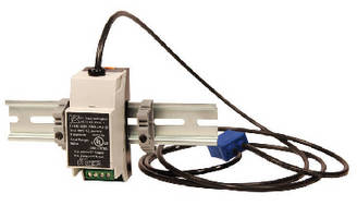 AC Current Transformers monitor circuits up to 2,000 A.