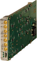 Two-Channel Analog RF Tuner is suited for intelligence systems.
