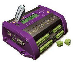 Intelligent Data Loggers record almost any physical value.