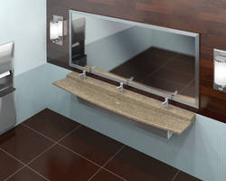 Bradley Earns Product Innovation Award for New Verge(TM) L-Series Lavatory System