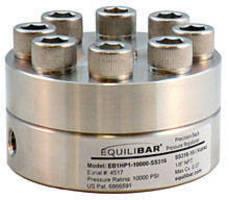 High Pressure Precision Back Pressure Regulator