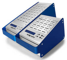 Standalone SD Duplicators integrate card sanitization features.