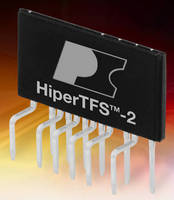 Two-Switch-Forward Integrated Circuit reduces system footprint.