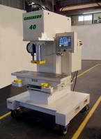 New Greenerd Hydraulic Presses Provide Precise Control of Speed and Force in Aerospace Straightening Application.