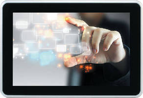 Multi-Touch Panel Computer features open-frame fanless design.