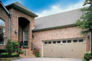 Overhead Door Offers Enhancements to Three Garage Door Lines