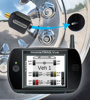 Tire Pressure Management System offers warning indications.