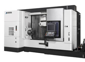 New Okuma Turn-Mill Centre for Large Workpieces