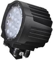 LED Floodlight has marine-grade die cast aluminum housing.