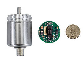 Rotary Encoders withstand severe shock and vibration.