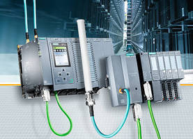 Industrial Wireless LAN for Cabinets and Field Level