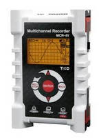 Graphing Voltage Datalogger enables up to 16-channel recording.