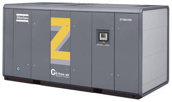 Variable Speed Drive Technology from Atlas Copco Helps Flavours and Fragrances Producer Achieve Major Energy Savings
